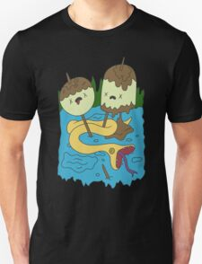 Adventure Time - PB Rock shirt T-Shirt