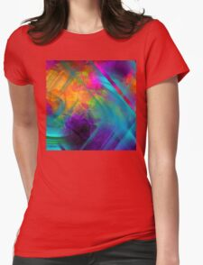 The Color Of My Love Live-Abstract  Art + Products Design  T-Shirt