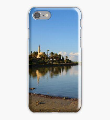 Hala Sultan Tekke in Cyprus iPhone Case/Skin