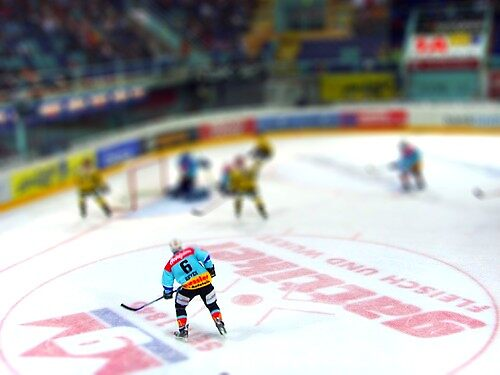 Rapperswil Ice Hockey by Kevin Lajoie