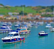 Gorey Harbour, Jersey by Kevin Lajoie