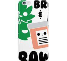 Bread & Brawn Kawaii Drugs Weed Pills Lean Funny Japanese Brawn & Bread Original iPhone Case/Skin