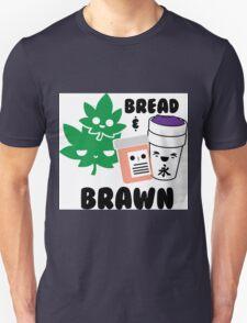 Bread & Brawn Kawaii Drugs Weed Pills Lean Funny Japanese Brawn & Bread Original T-Shirt