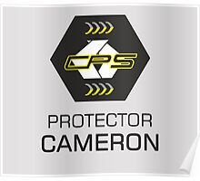 CPS - Protector Cameron Poster