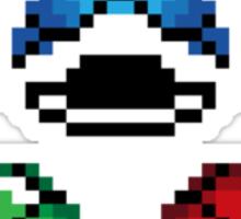 Mario Shells Sticker