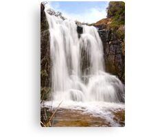 The Spirit of the Waterfall... Canvas Print