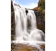 The Spirit of the Waterfall... Photographic Print