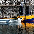Carnlough Harbour by Smaxi