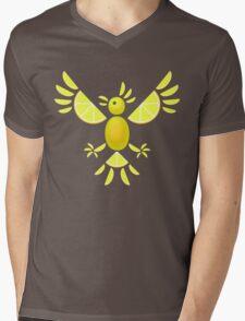 Sour Fowl Mens V-Neck T-Shirt
