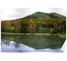 Alsace Landscape Poster