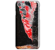 Red Devil iPhone Case/Skin