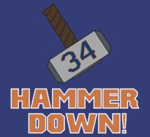 Hammer Down! by Christopher Gamez