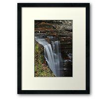 Watkins Glen Framed Print