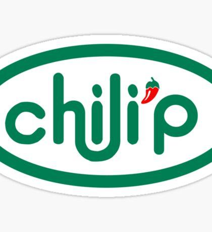 Breaking Bad - Chili P Sticker