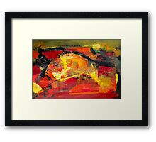 Victory And Rejuvenation Framed Print