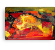 Victory And Rejuvenation Canvas Print