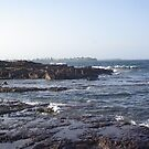 Waterscape: Shellharbour looking to Barrack Point by Vanessa Pike-Russell