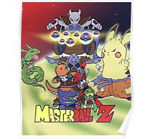 Masterball Z Poster
