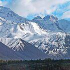 Chugach Mountain Range by Dyle Warren