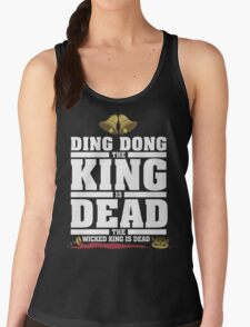 Ding Dong the King is Dead T-Shirt