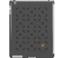 Sk8er Crossbones iPad Case/Skin