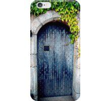 Crathes Castle Door iPhone Case/Skin
