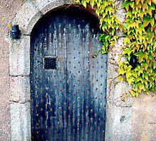 Crathes Castle Door by Stephen Maxwell