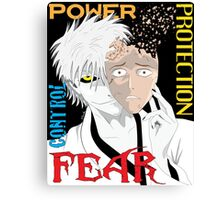 Bleach - Ichigo's Greatest Desires and Fear Canvas Print