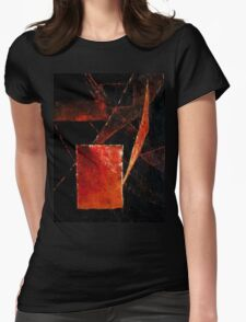 Dimensions 1.0  Womens Fitted T-Shirt