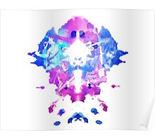Watchmakers Ink Blot Poster