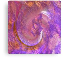 Secret feelings- Abstract  Art + Products Design  Canvas Print
