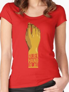 Golden Hand the Just Women's Fitted Scoop T-Shirt