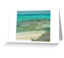 Mexico: Sail Away Greeting Card