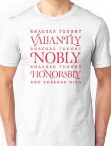 And Rhaegar Died T-Shirt