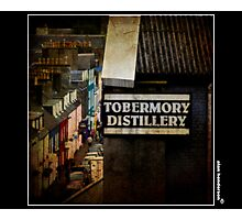 Tobermory Distillery Photographic Print