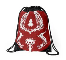 Carry The Torch Drawstring Bag