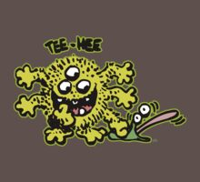 """Tee-Hee"" Little Cartoon Monster T-Shirt by Cheerful Madness!! by cheerfulmadness"