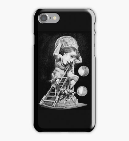 Marco Narco Titian's Mistake. iPhone Case/Skin