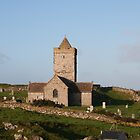 St. Clement's Church, Rodel, Isle of Harris, Scotland by Teuchter