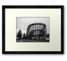 Coaster 5 Framed Print