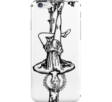 The Hanged Man iPhone Case/Skin