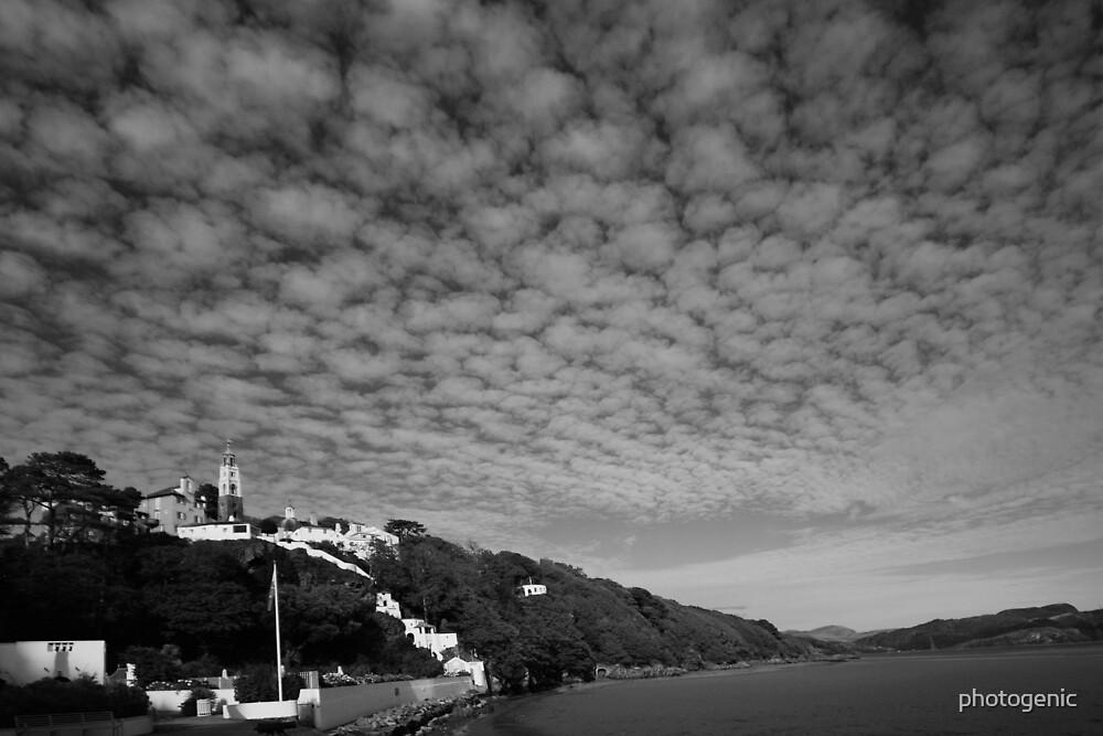 portmeirion, gwynedd, wales by photogenic