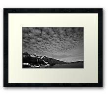 portmeirion, gwynedd, wales Framed Print