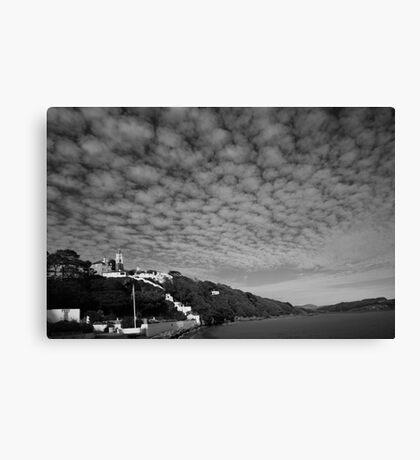 portmeirion, gwynedd, wales Canvas Print