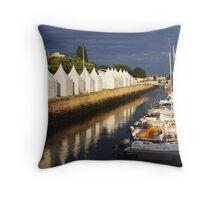 Lorient Evening Throw Pillow