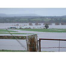 flood Photographic Print