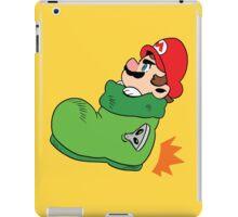 Super Mario - Goomba's Shoe iPad Case/Skin