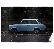 trabant 601s Poster