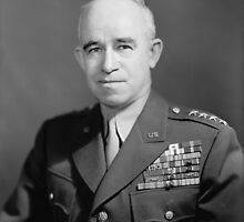 General Omar Bradley by warishellstore