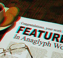 [3D] Banner - Anaglyph World by George Parapadakis (monocotylidono)